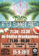 "BATTLE ""AFTER SUMMER PARTY"""