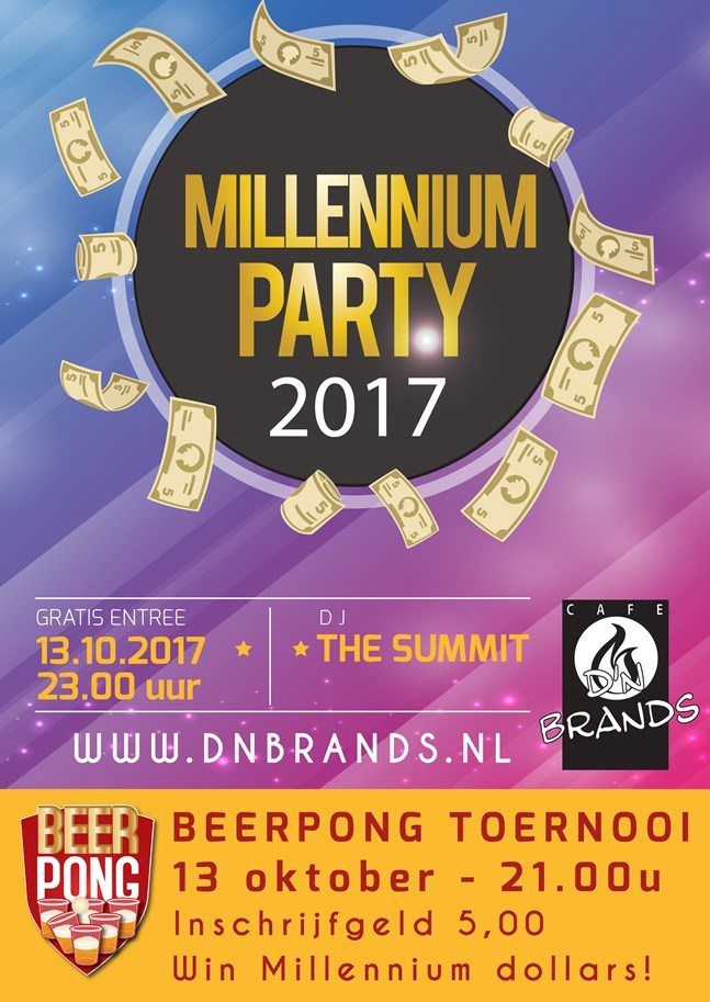 millennium party2017
